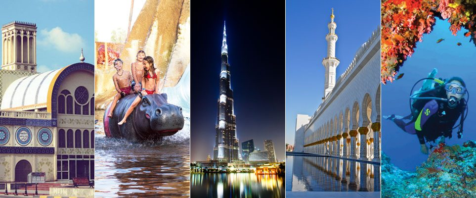 Explore the United Arab Emirates: Things to do in all 7 emirates ...