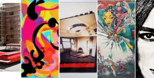 Dubai art exhibitions