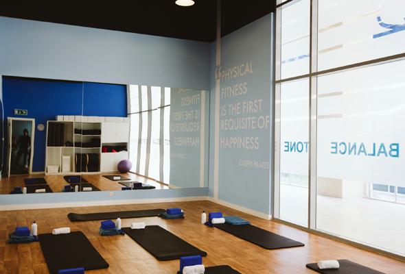 Piloga Pilates Room