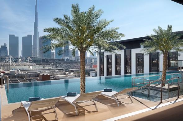 Glass Apartments Dubai