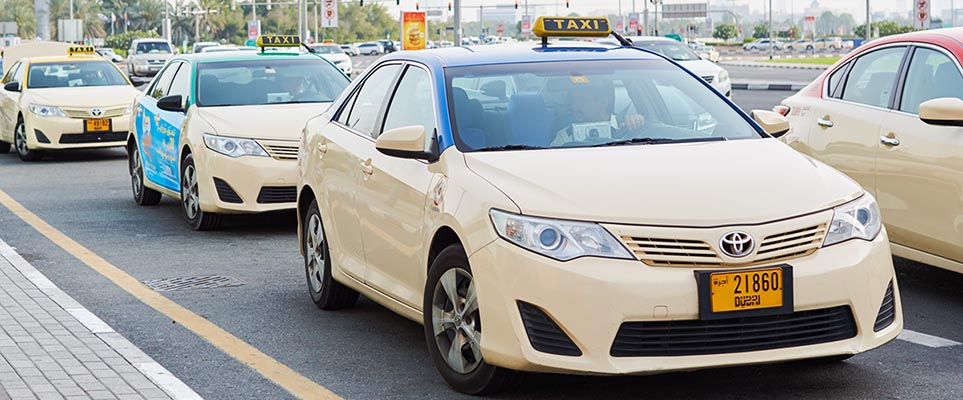 It Turns Out That Dubai Taxis Rank Amongst The Cheapest In