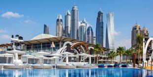 pool parties in Dubai