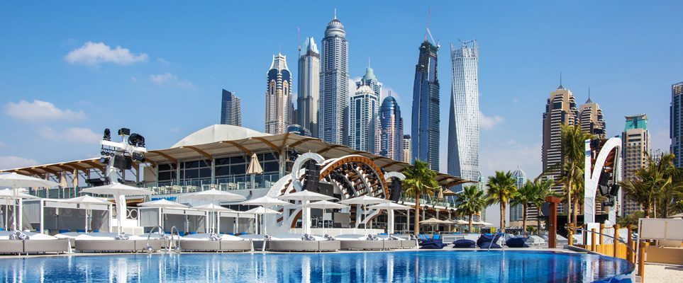 pool parties in Dubai
