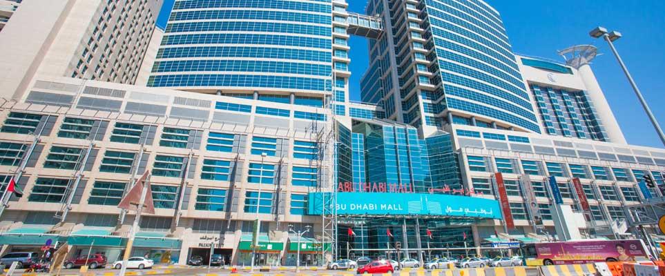 Hotels Near Abu Dhabi Mall