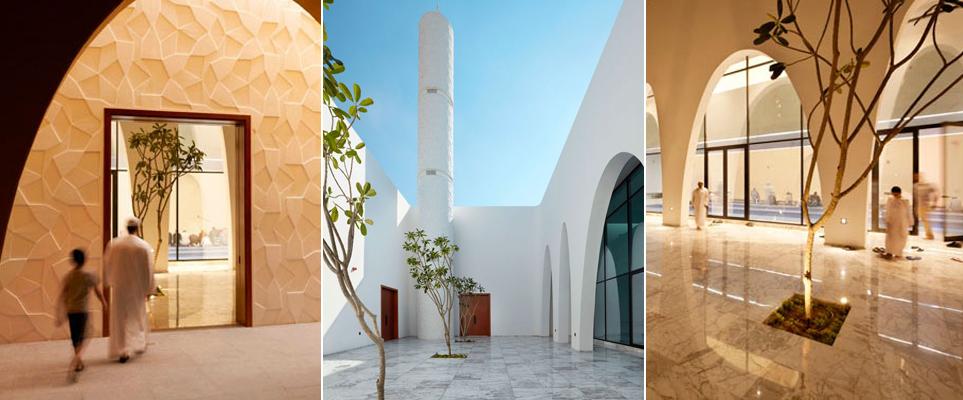The suburban dubai mosque that 39 s a contemporary design gem what 39 s on dubai - What is contemporary style ...