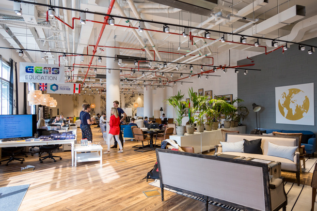 10 of the best co working spaces and cafes in dubai How many hours do interior designers work