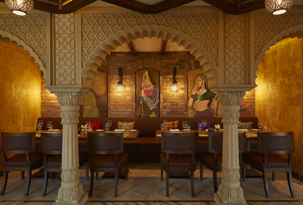 Dukes Hotel Restaurant Menu