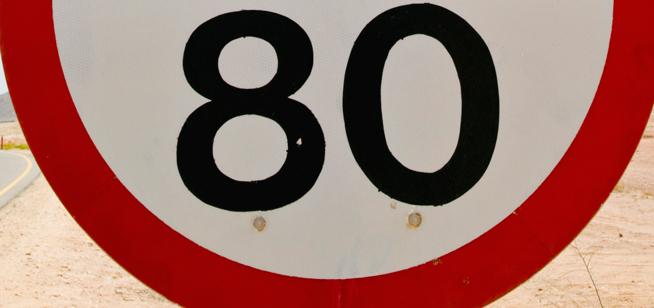 abu dhabi speed limit