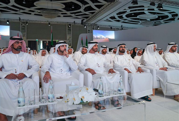 UAE: Government to build Mars prototype city