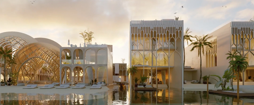 Dubai is getting its own 39 venice 39 as well as a 39 snowing for What s the most expensive hotel in dubai
