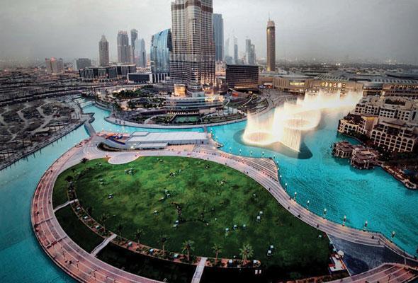 Dog Park Dubai