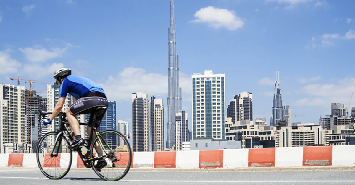 New cycling tracks to open in Dubai next month