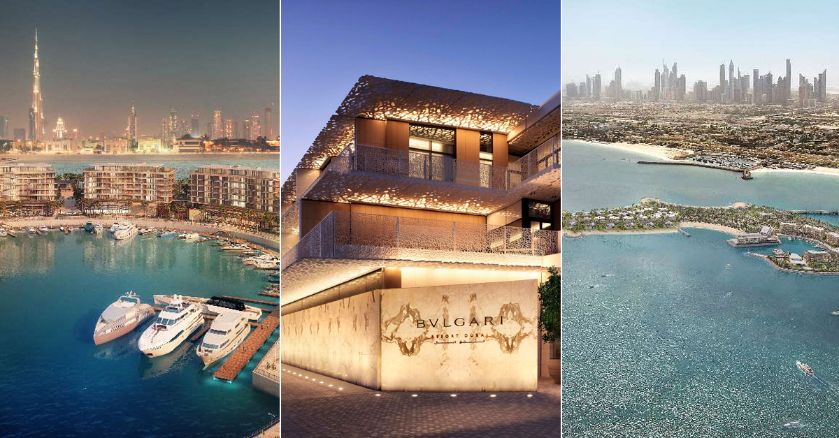 Eat drink stay dubai 39 s newsletter featuring dubai remains for Most expensive place to stay in dubai