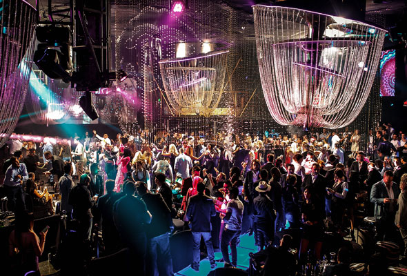 bringing its typical glamour and opulence to its annual new years eve party cavalli will be adopting a french theme this new year the name of the night