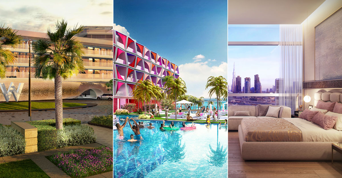 Here are 8 lavish new hotels set to open in dubai by 2020 for The newest hotel in dubai