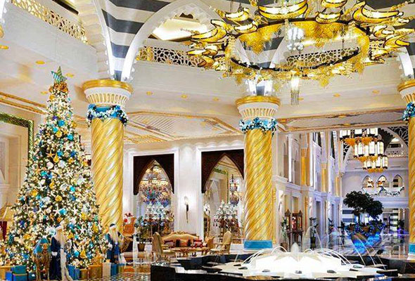 Where To Buy Your Christmas Tree In Dubai What 39 S On Dubai