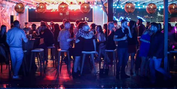 best dating club in dubai on sunday night