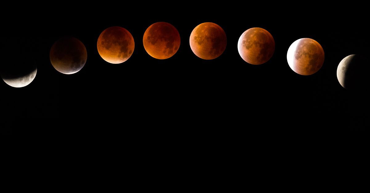blood moon eclipse dubai - photo #1