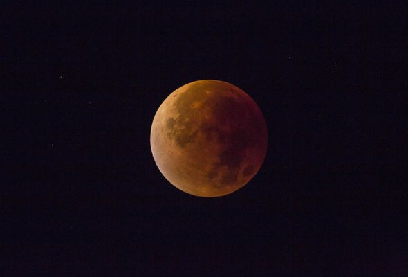 'Super Blue Blood Moon' lunar eclipse on January 31
