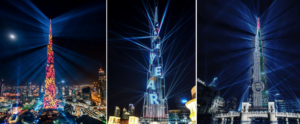 8f8308d09d Burj Khalifa laser show to be repeated until March 31