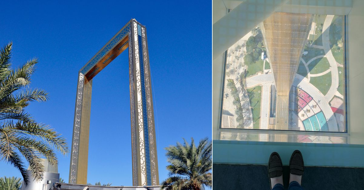 You can now book tickets to visit Dubai Frame online - What\'s On Dubai