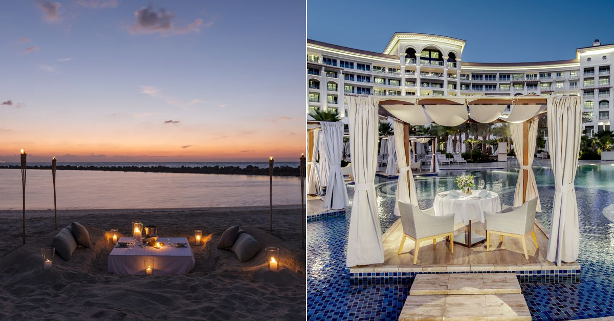 7 romantic valentine 39 s getaways to book what 39 s on dubai for What s the most expensive hotel in dubai
