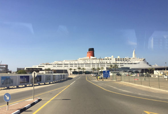 The World Famous QE Ship Set To Open As A Hotel Whats On Dubai - Qe2 cruise ship