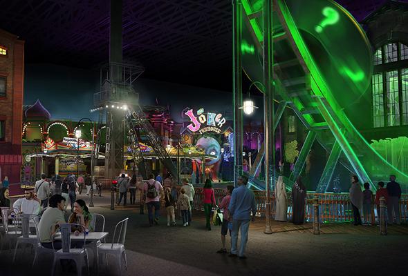 Gotham City Land Coming to Warner Bros
