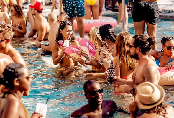 new saturday ladies day launches at five palm jumeirah