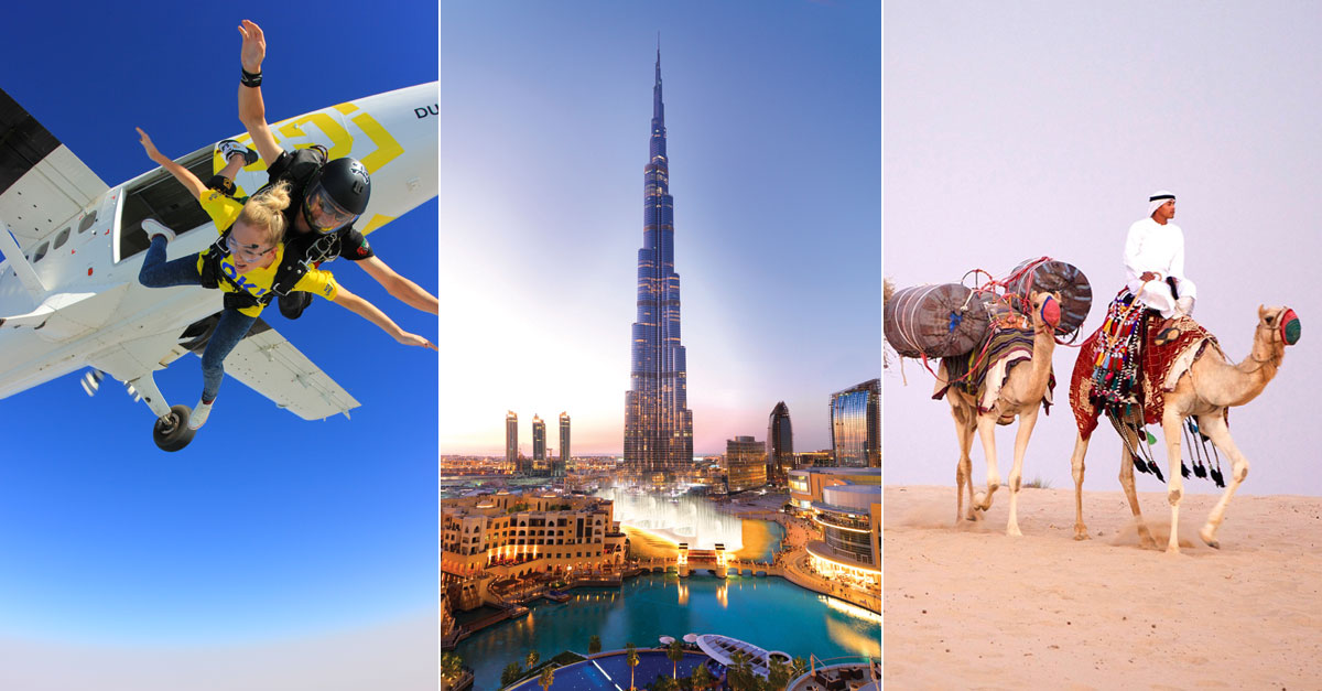 Dubai bucket list: 60 things you have to do in the city