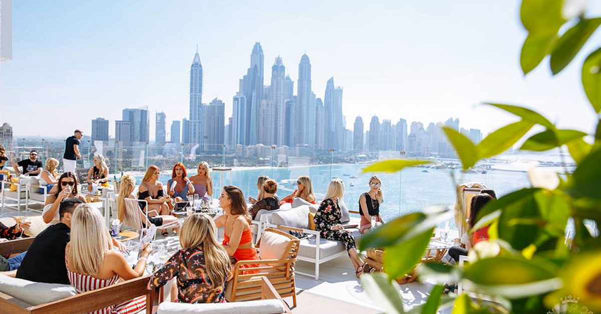 16 Fresh Friday And Saturday Brunches To Try In Dubai