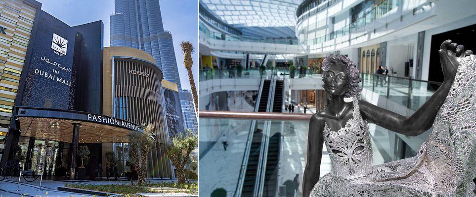 The dubai malls fashion avenue extension is now open dubai malls fashion avenue extension is now open reheart Gallery