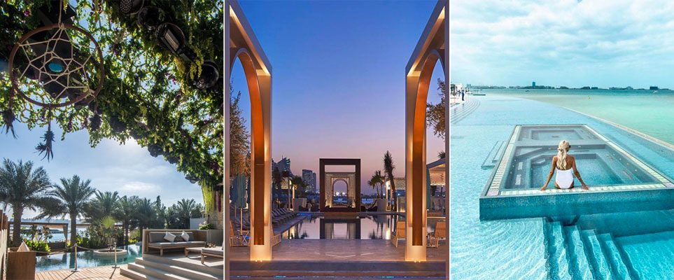 5 of dubai 39 s most instagrammable pools what 39 s on dubai for Pool design dubai