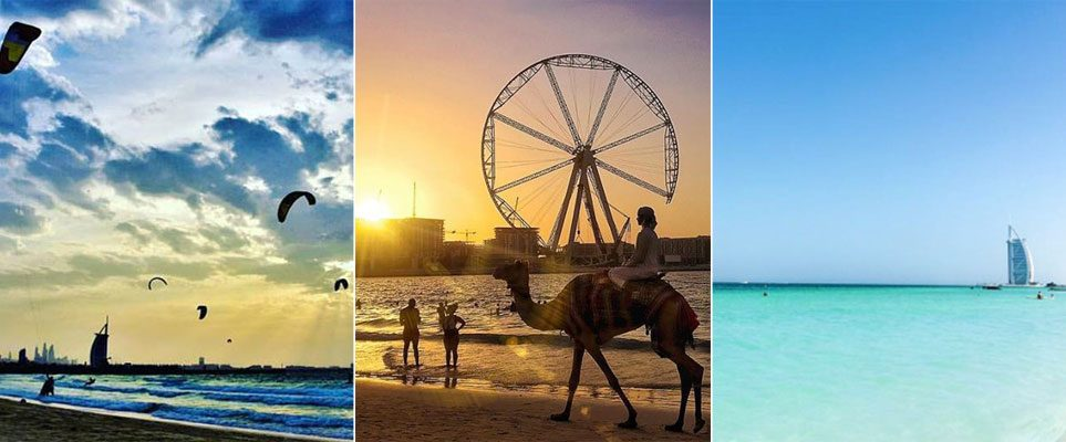 5 Of The Best Free Beaches In Dubai By Alice Holtham