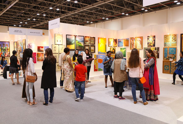 D Art Exhibition Dubai : Cool cultural events in dubai to check out this april