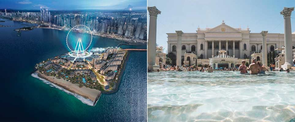 Famous Las Vegas Hotel Caesars Palace To Open In Dubai This Year