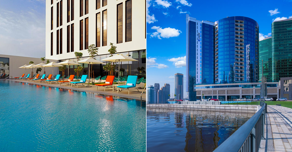 Two brand new hotels open in dubai what 39 s on dubai for The newest hotel in dubai