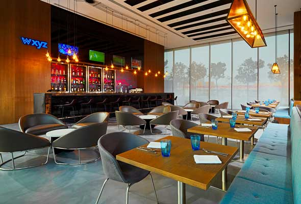 The newly opened Aloft Me'aisam hotel near Sports City has launched a  ladies' night every Monday in its WXYZ bar. Ladies simply have to buy their  first ...