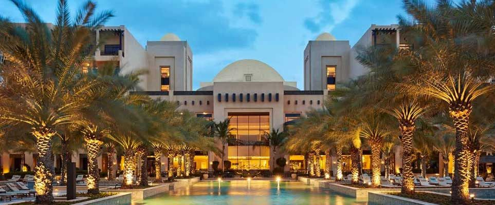 Villa In Hotel Hilton Ras Al Khaimah Resort