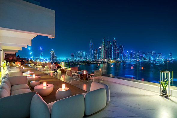 7 Rooftop Spots In Dubai For Every Occasion What S On Dubai