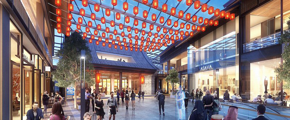 The Middle East's largest Chinatown to be built in Dubai ...