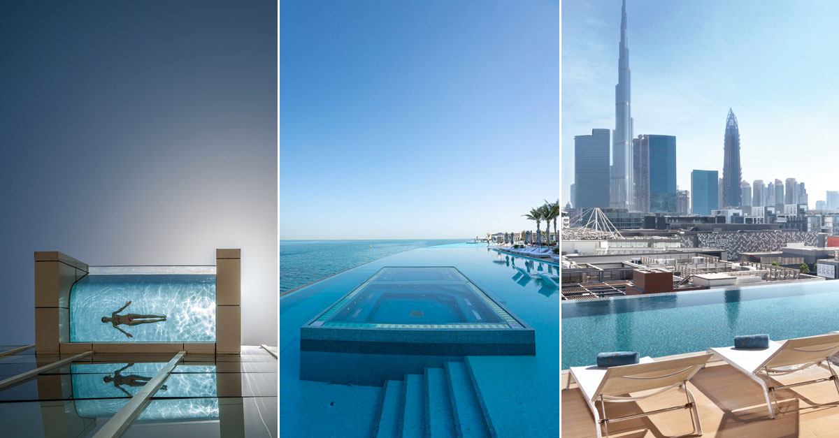 Seven Rooftop Pools In Dubai To Check Out What S On Dubai