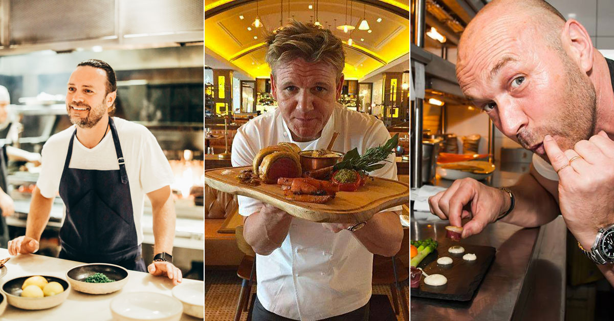 London's best celebrity chef restaurants - Time Out