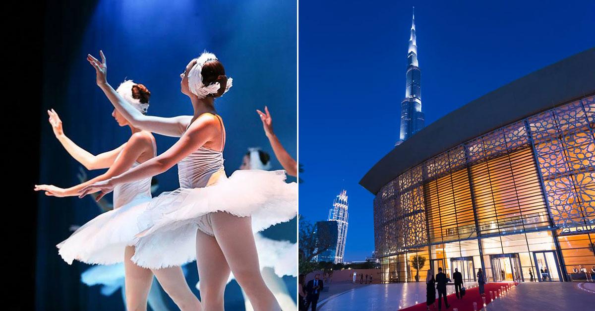 Ihram Kids For Sale Dubai: Sleeping Beauty Is Coming To Dubai Opera In 2019