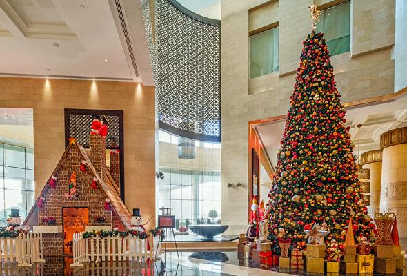 Six Christmas Tree Lighting Ceremonies Happening In Dubai