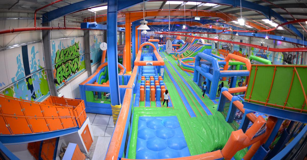 Ihram Kids For Sale Dubai: A Huge New Indoor Adventure Park Is Now Open In Dubai