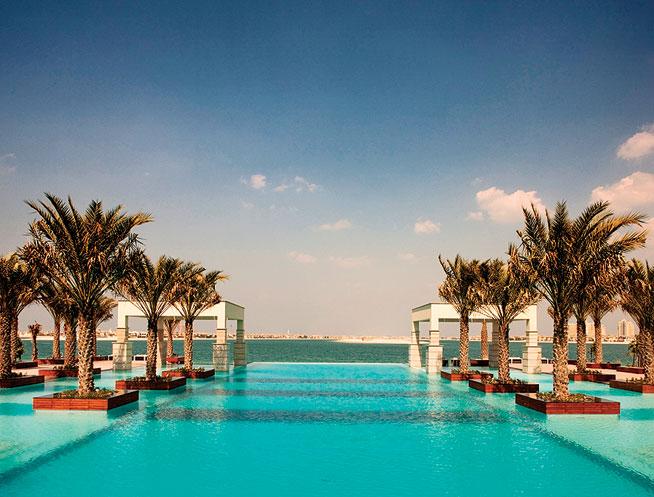 Best swimming pools Zabeel Saray