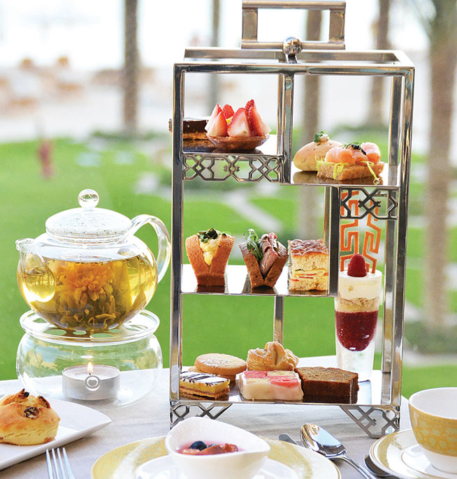 Fairmont Afternoon Tea