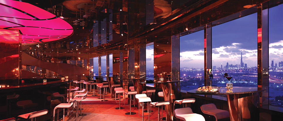 Eclipse Bar, Intercontinental Hotel, Dubai Festival City