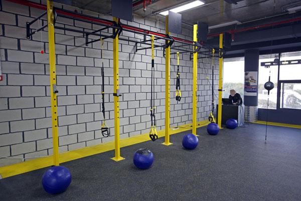 EMD Fitness, Dubai